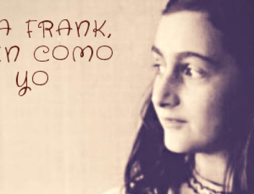Conmemoran el 89° aniversario de Anna Frank en la Ludoteca de la Biblioteca Los Palos Grandes