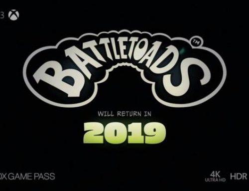 Los Battletoads volverán para el 2019