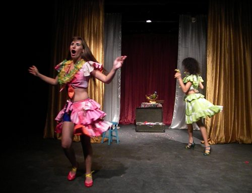 Galería teatral: Tropical