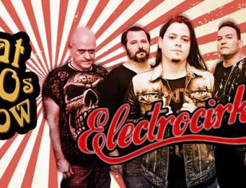 Electrocirkus trae su show de los 70 al Centro Cultural BOD