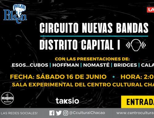 Desveladas las bandas participantes de los Circuitos Nuevas Bandas 2018