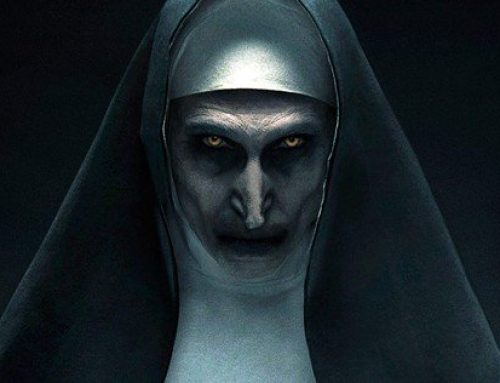 "Primer aterrador trailer de ""La Monja"""