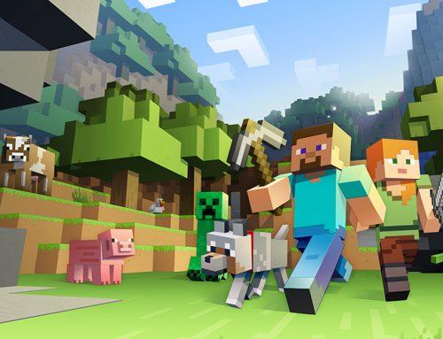 "Netflix hará una serie de ""Minecraft"""