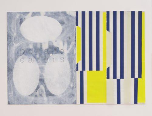 Beatriz Gil galería exhibe la obra reciente de Luis Romero