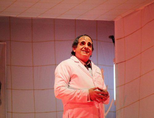 """""""Sangre en el diván"""" celebra cuatro años en las tablas con dos funciones en Trasnocho"""