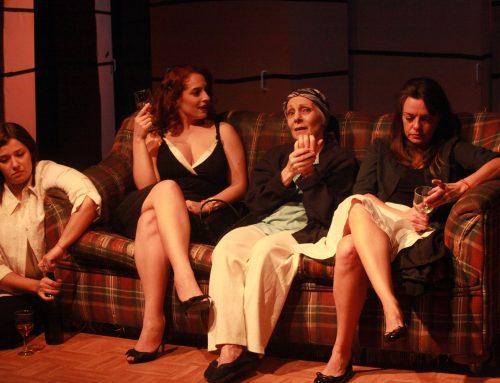 """""""Agosto, condado de Osage"""" de Tracy Letts continúa exitosas funciones en el Festival de Teatro estadounidense"""