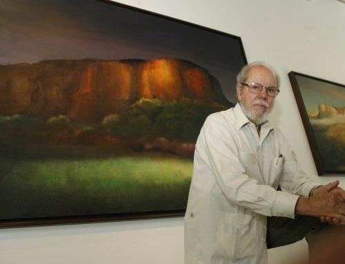 """La galería Odalys inaugura la exposición """"Ángel Hurtado. Pasajes del tiempo"""""""