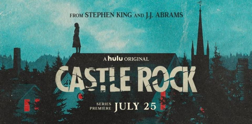 """El personaje de Bill Skarsgård es el centro de atención en el nuevo trailer de """"Castle Rock"""""""