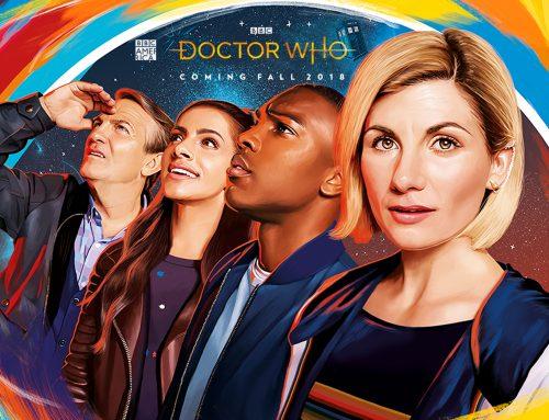 Ya podemos ver a la nueva Doctor Who en acción en el primer trailer
