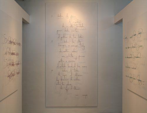 Graphicart rinde homenaje a Ignacio Monque con la exhibición de sus esculturas de la palabra