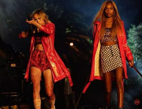 "Violento y sangriento segundo trailer de ""Assassination Nation"""