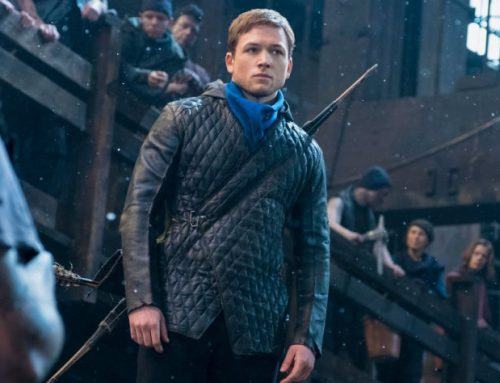 """Emocionante segundo trailer del nuevo """"Robin Hood"""""""