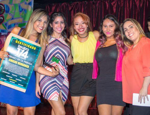 Microteatro Venezuela celebró otra noche de premiaciones en su 15ta. Temporada