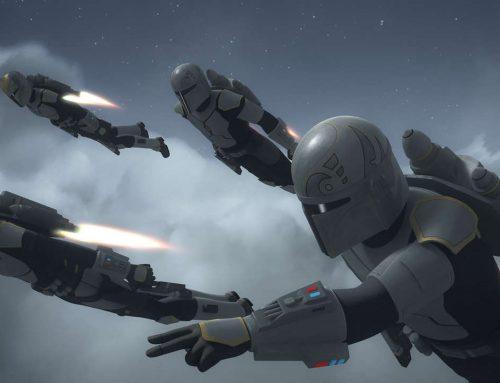 Rumores indican que la serie de Star Wars de Jon Favreau se centraría en el planeta Mandalore