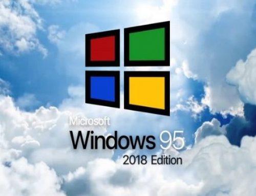 Esta es la aplicación para volver a tener Windows 95