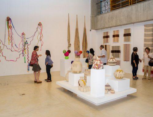 """Continúa muestra """"De la artesanía a la contemporaneidad"""" en la Sala Mendoza"""