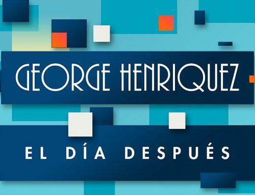 George Henriquez de la banda Aditus lanza su segundo álbum en solitario