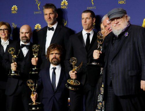 """""""Game of Thrones"""" se vuelve alzar con el Emmy a Mejor Serie Dramática"""