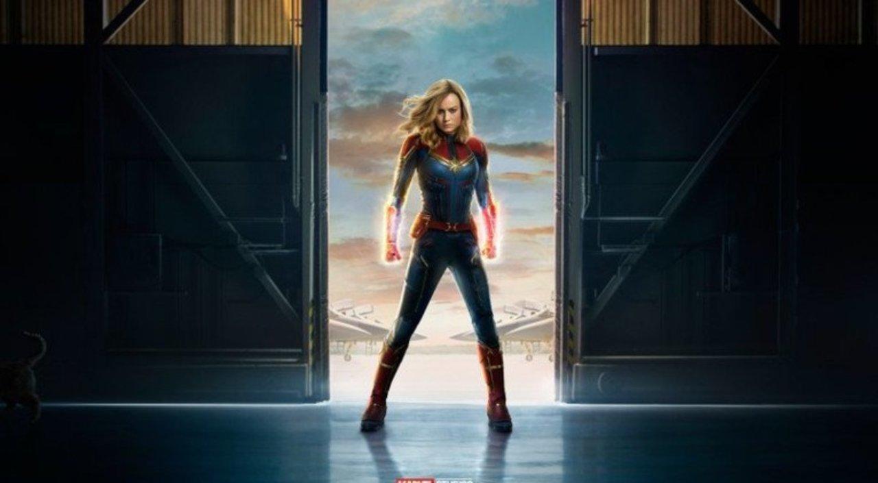 """Capitana Marvel"" muestra sus poderes en este asombroso trailer"