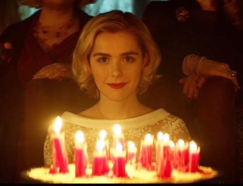 """Un espeluznante cumpleaños en el adelanto de """"El Mundo Oculto de Sabrina"""""""