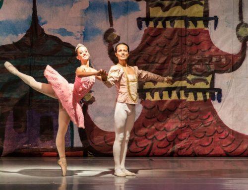 La compañía de Ballet de la mar Montará El Cascanueces