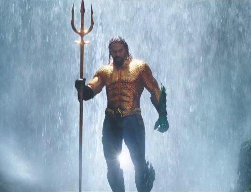 Aquaman llega con todo en el trailer/adelanto de 5 minutos de su película