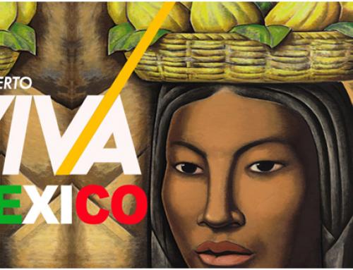 """""""VIVA MÉXICO"""": concierto de la OSV el 28 de noviembre"""