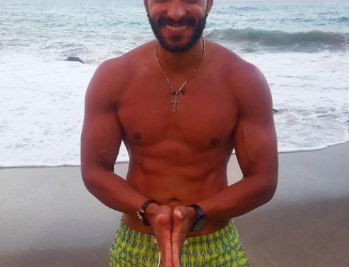 A quién seguir: Igor Testamarck sexy y fuerte Venezolano triunfando en México