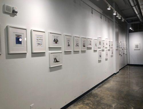 Rayma Suprani expone en Miami sus dibujos en torno a la vida de los inmigrantes