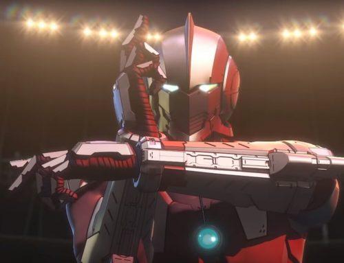 Ultraman regresa, y no en forma de fichas, sino en una serie 3D hecha por #Netflix