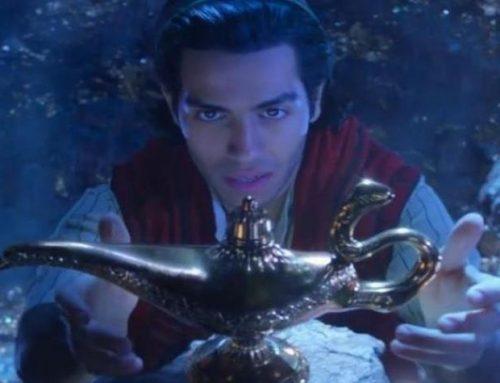 Así luce Will Smith como el genio en el live action de Aladdin