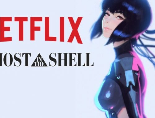 "Netflix sacará una serie animada de ""Ghost in the Shell"""