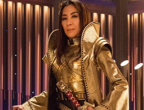 """Michelle Yeoh tendrá su propio spin-off de """"Star Trek"""""""