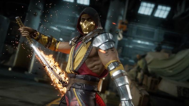 """Así es la presentación de """"Mortal Kombat 11"""""""