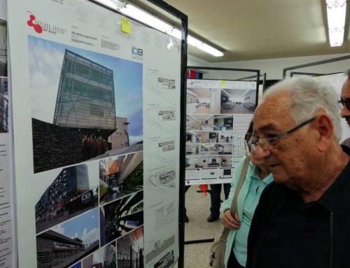 Gustavo Sánchez Muñoz ganó  el Gran Premio XIII Bienal Nacional de Arquitectura