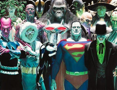 Los villanos de DC Comics tendrán un nuevo cómic