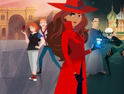 """""""Carmen Sandiego"""" fue renovada por una segunda temporada"""