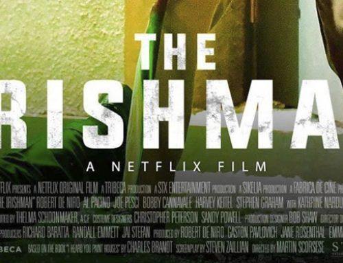 """¡Por fin! Ya podemos ver un adelanto de """"The Irishman"""" lo nuevo de Martin Scorcese"""
