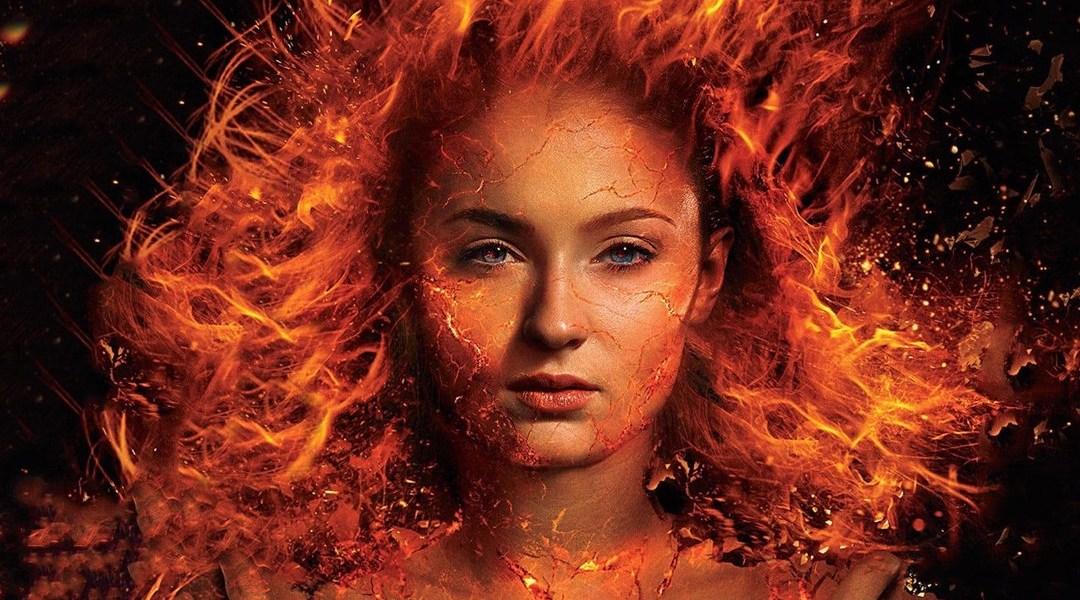 Jean Grey se convierte en Dark Phoenix en el primer trailer