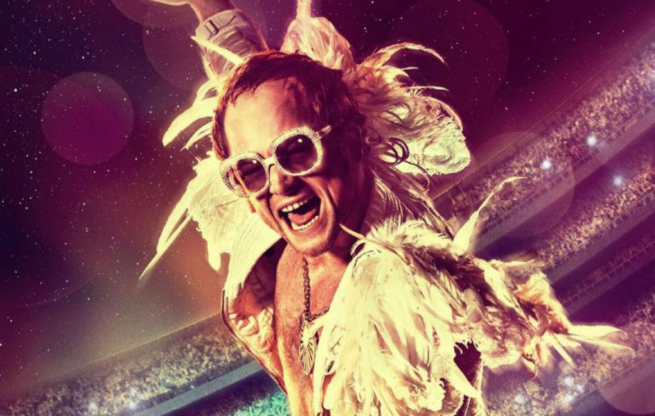 "Nuevo adelanto de ""Rocketman"" nos muestra a Taron Egerton como Elton John"