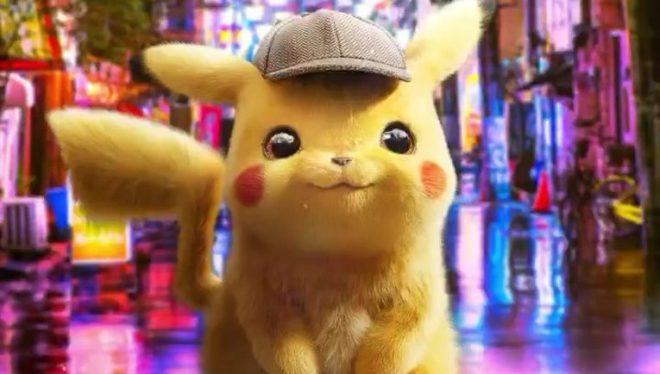 Detective Pikachu sigue las pistas en un nuevo trailer