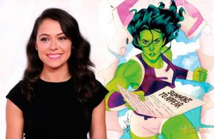 Tatiana Maslany será She-Hulk en la serie de Disney+