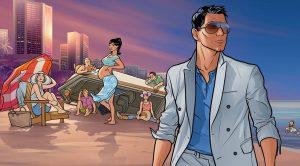 """La serie """"Archer"""" ha sido renovada para una temporada 12"""