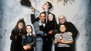"""""""La Familia Addams"""" vuelven a la televisión de la mano de Tim Burton"""