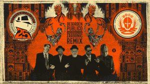 DJ Zardonic presentó su remix para Desorden Público
