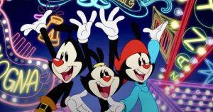 """Trailer de """"Animaniacs"""" nos muestra de vuelta Yakko, Wakko, Dot, Pinky y Cerebro con el mismo humor de siempre"""