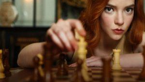 "La ajedrecista Nona Gaprindashvili demanda a Netflix por ""Gambito de Dama"""