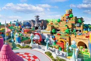 """Así será la atracción de Super Mario en el """"Super Nintendo World"""" de Japón"""