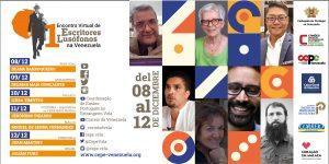 Venezuela se conectará con el patrimonio literario en portugués en el I Encuentro Virtual de Escritores Lusófonos