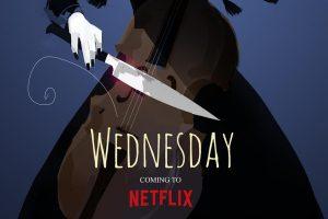 Tim Burton dirigirá una serie de Merlina Addams para Netflix